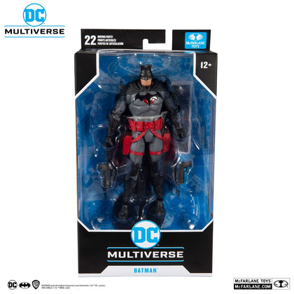 McFarlane Toys - DC Multiverse - Batman (Flashpoint) Action Figure