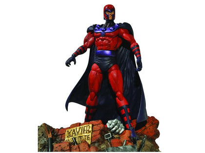 Diamond Select Toys - Marvel Select - Magneto Figure