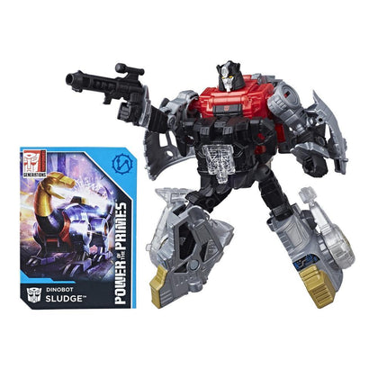 Transformers: Generations - Power of The Primes - Deluxe Class - Dinobot Sludge (E1127)