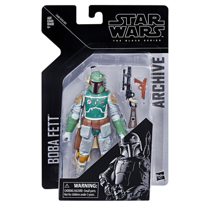 Star Wars - The Black Series Archive - Boba Fett Action Figure (E3408)