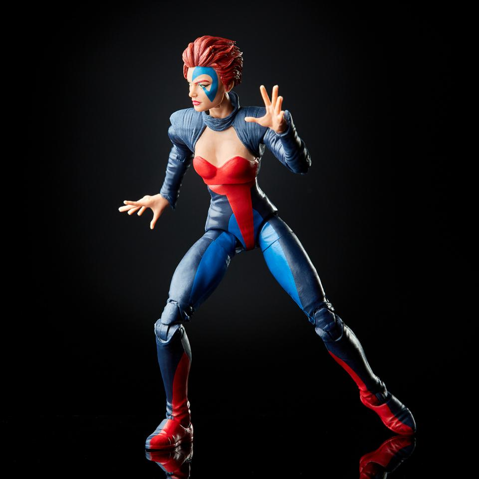 Marvel Legends - X-Men: Age of Apocalypse - Sugar Man BAF - Jean Grey (E9178) Action Figure