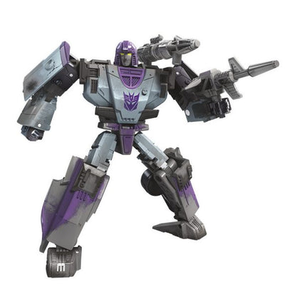 Transformers - War for Cybertron Trilogy Netflix Series Edition - Decepticon Mirage Action Figure (E9502)