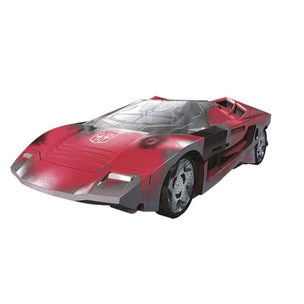 Transformers - War for Cybertron Trilogy Netflix Series Edition - Autobot Sideswipe Action Figure (E9505)