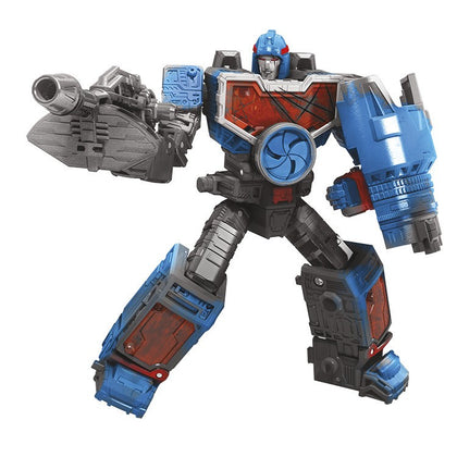 Transformers - War for Cybertron Trilogy Netflix Series Edition - Decepticon Scrapface Action Figure (E9506)
