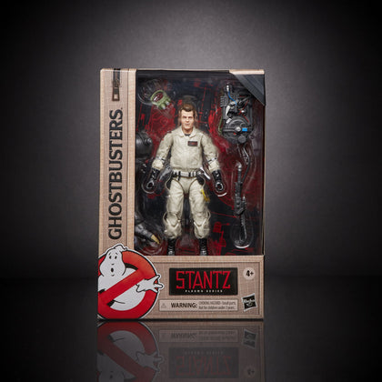 Ghostbusters 1984 - Plasma Series - Terror Dog Build-A-Ghost - Ray Stantz Action Figure (E9795)