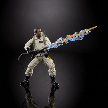 Ghostbusters 1984 - Plasma Series - Terror Dog Build-A-Ghost - Winston Zeddemore Action Figure (E9797)