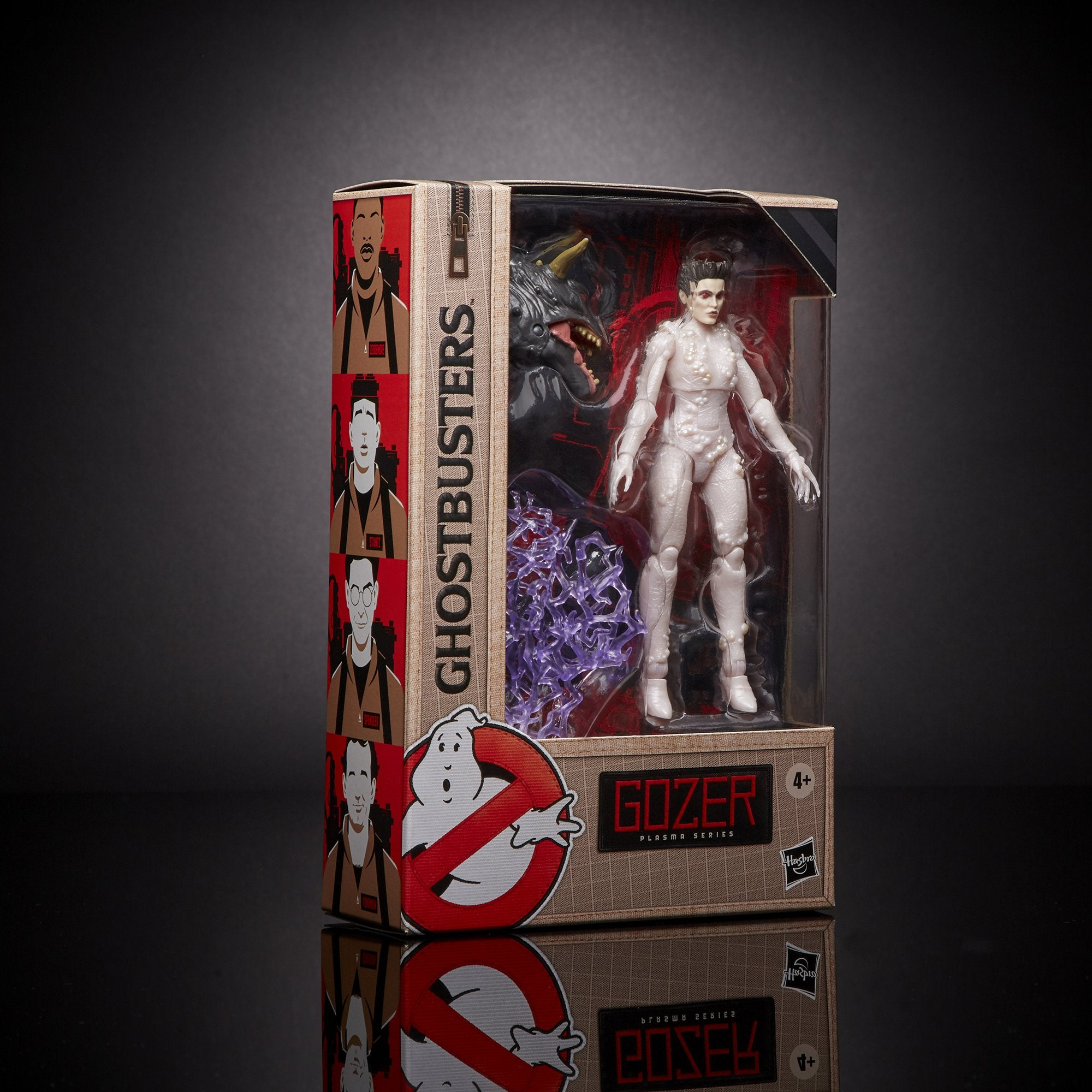 Ghostbusters 1984 - Plasma Series - Terror Dog Build-A-Ghost - Gozer Action Figure (E9798)