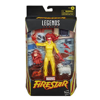 Marvel Legends - Marvel Legends 6-Inch - Firestar Action Figure (F0212)