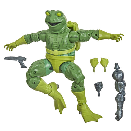 Marvel Legends - Stilt-Man BAF - Marvel's Frog-Man (F0260) Action Figure