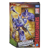 Transformers - War for Cybertron: Kingdom - Voyager Cyclonus (WFC-K9) Action Figure