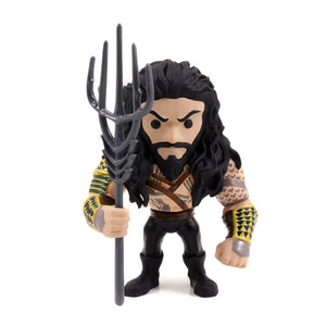 Metals Die Cast - DC - Batman v Superman - Aquaman (M15) 4-Inch Metal Figure