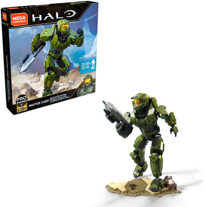 Mega Construx - HALO - Master Chief: Battle For The Ark (GJH06) Pro Builders