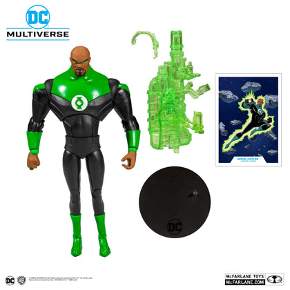 McFarlane Toys - DC Multiverse - Green Lantern (Justice League) Action Figure