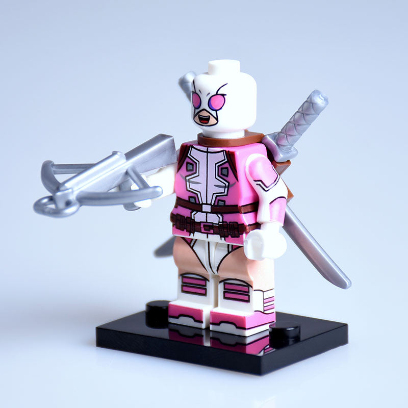 Marvel - Spider-Man - Gwenpool Minifigure
