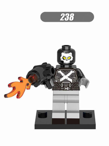 Marvel - Captain America: Civil War - Crossbones Custom Minifigure