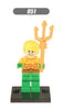 DC Universe - Justice League of America - Aquaman Minifigure