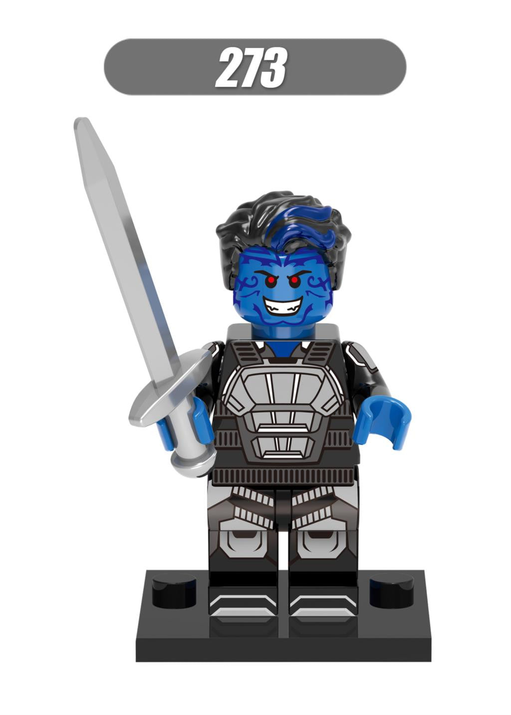 Marvel - X-Men: Apocalypse - Nightcrawler Minifigure
