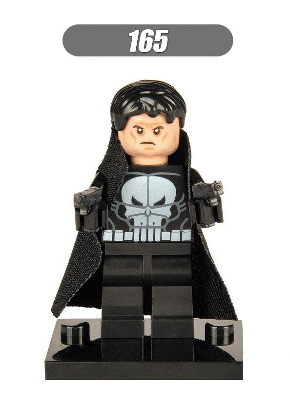 Marvel - TV Universe - Punisher (Netflix) Custom Minifigure