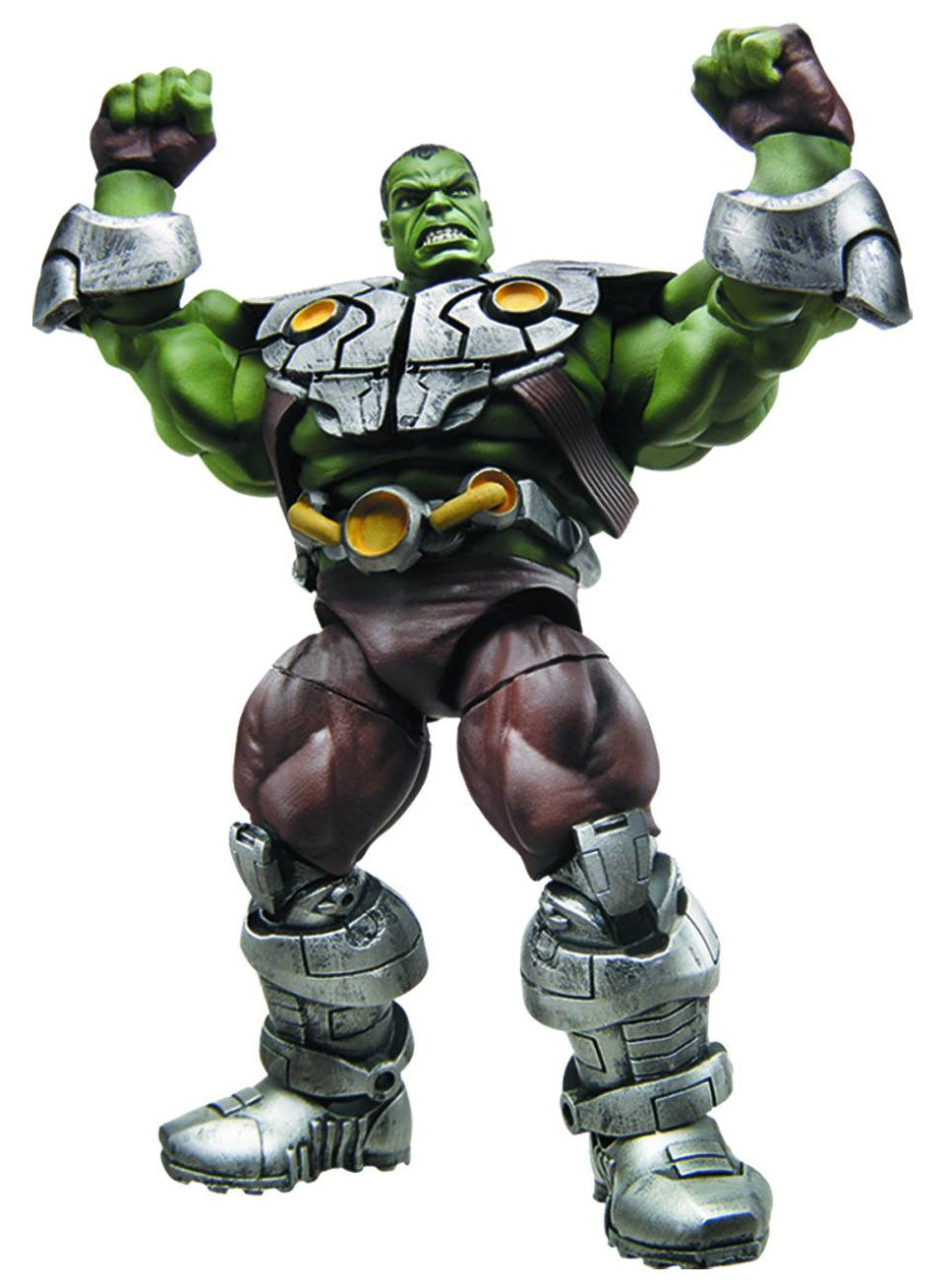 "Marvel Infinite - 2014 - Wave 1 - ""Indestructible"" Hulk - 3.75 inches"