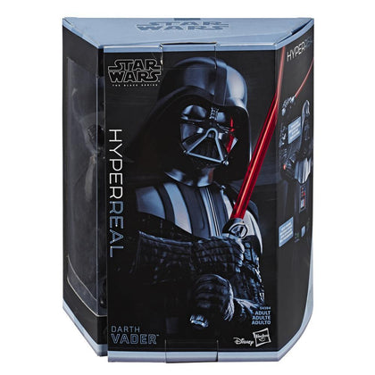 Hasbro - Star Wars: The Black Series - Empire Strikes Back - HyperReal Darth Vader 8-inch Figure (E4384)