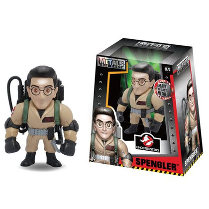 Metals Die Cast - Ghostbusters - Spengler (M72) 4-Inch Metal Figure