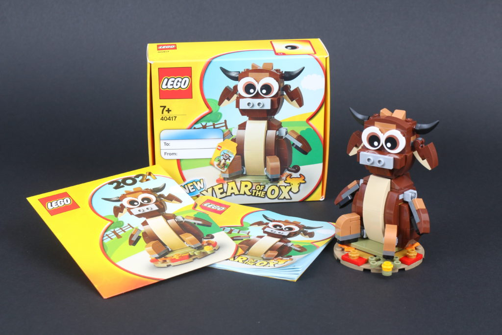 LEGO Promotional - Year of the Ox (40417) Building Toy