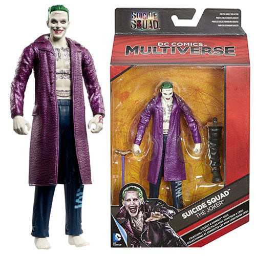 DC Comics Multiverse - Suicide Squad - The Joker 6-Inch Action Figure