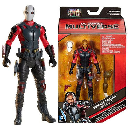 DC Comics Multiverse - Suicide Squad - Deadshot 6-Inch Action Figure