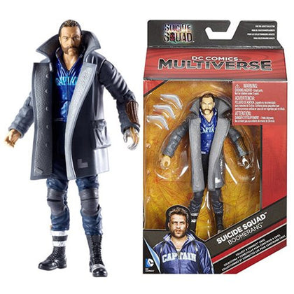 DC Comics Multiverse - Suicide Squad - Captain Boomerang 6-Inch Action Figure