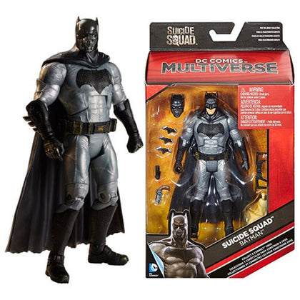 DC Comics Multiverse - Suicide Squad - Batman 6-Inch Action Figure