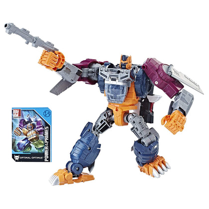 Transformers: Generations - Power of The Primes - Leader Class - Evolution Optimal Optimus / Primal (E0904)
