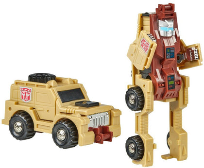 Transformers - Vintage G1 Reissue - Legion Class - Autobot Outback (E2797) Action Figure Exclusive