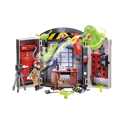 Playmobil Ghostbusters™ Play Box (70318) Play Set