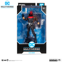 McFarlane Toys - DC Multiverse - Red Hood (DC New 52) Action Figure Exclusive