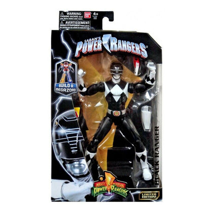Power Rangers - Legacy Collection - Megazord BAF - Black Ranger Action Figure