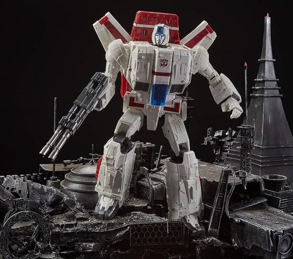 Transformers War for Cybertron: Siege Commander Class WFC-S28 Jetfire Figure (E4824)