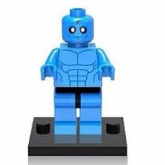 DC Universe - Watchman - Doctor Manhattan Custom Minifigure