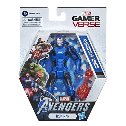 Marvel Gamerverse - Avengers - Iron Man Action Figure (E9866)