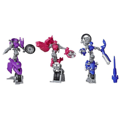 Transformers - Studio Series 52 - Revenge of the Fallen - Chromia - Arcee - Elita-1 (E7198)