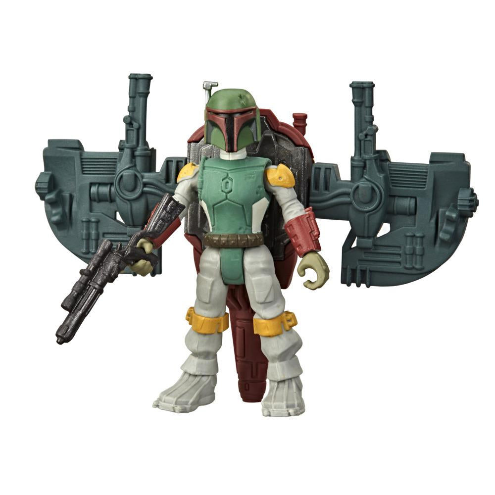 Star Wars: Mission Fleet - Boba Fett Capture in the Clouds (E9600) Playset