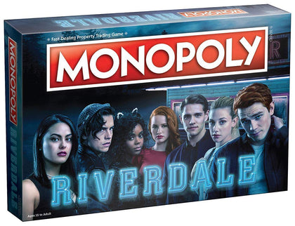 Hasbro / USAopoly - Monopoly: Riverdale Edition Board Game