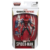 Marvel Legends - Gamerverse - Demagoblin BAF - Spider-Armor MK III Spider-Man Figure (E8120)