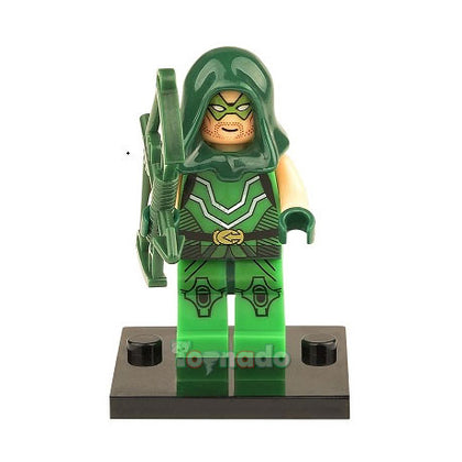 DC Universe - Arrow TV Series - Green Arrow (Oliver Queen) Custom Minifigure