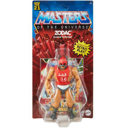 Masters of the Universe Origins - Zodac Action Figure