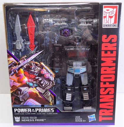 Transformers: Generations - Power of the Primes - Evolution Nemesis Prime