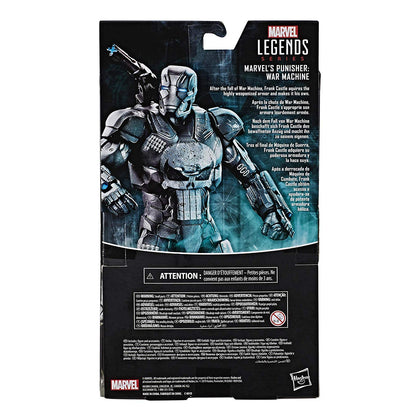 Marvel Legends - 80 Years - Marvel's Punisher: War Machine - 6-inch Action Figure (E8846)