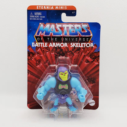 Masters of the Universe Eternia Minis - Battle Armor Skeletor Action Figure