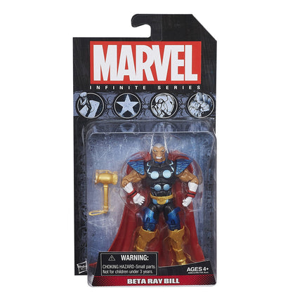 Marvel Infinite - 2014 - Wave 2 - Beta Ray Bill - 3.75 inches