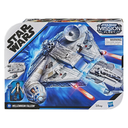 Star Wars: Mission Fleet - Han Solo Millennium Falcon (E9343) Play Set