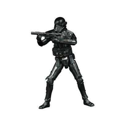Star Wars: The Vintage Collection - The Mandalorian - Imperial Death Trooper (F1423) Carbonized Exclusive